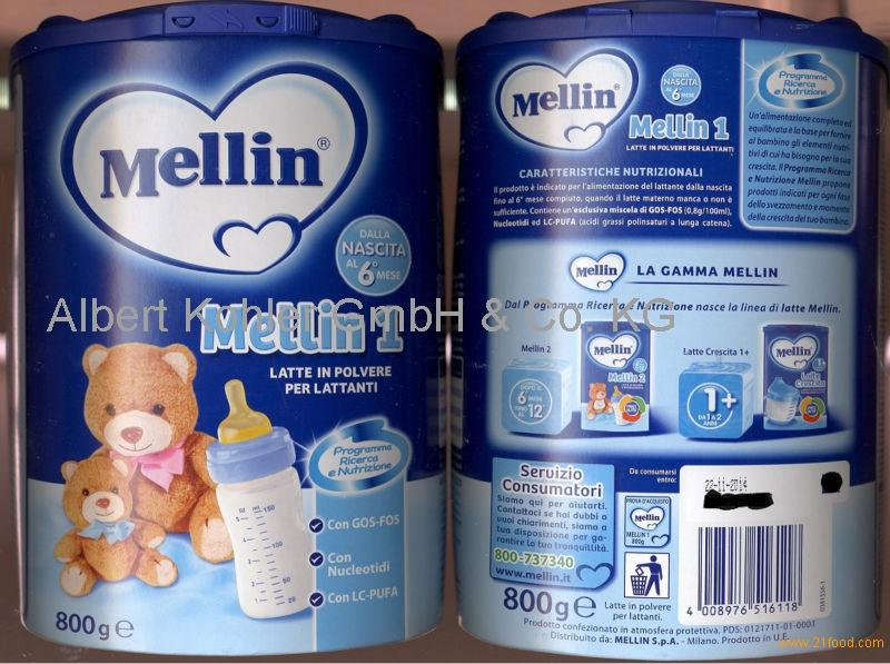 Copy of Mellin 1,2,3,4,1+,2+ baby milk powder ALL AVAILABLE