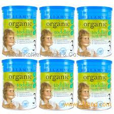 Copy of All Stage Bellamys Organic Step 1, 2, 3 Toddler Milk Drink 900g