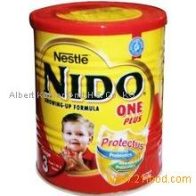 Copy of Nido Red cap/lid / Nido plus 1 (+1)