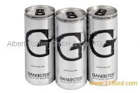 Gangster Energy Regular Drink