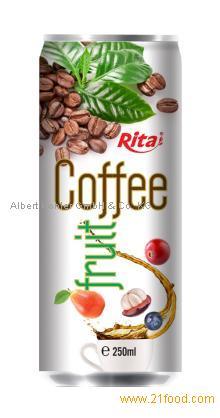 330ml Fruit Flavor Coffee Drink