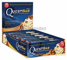 "A ""Quest"" for Protein Bar"