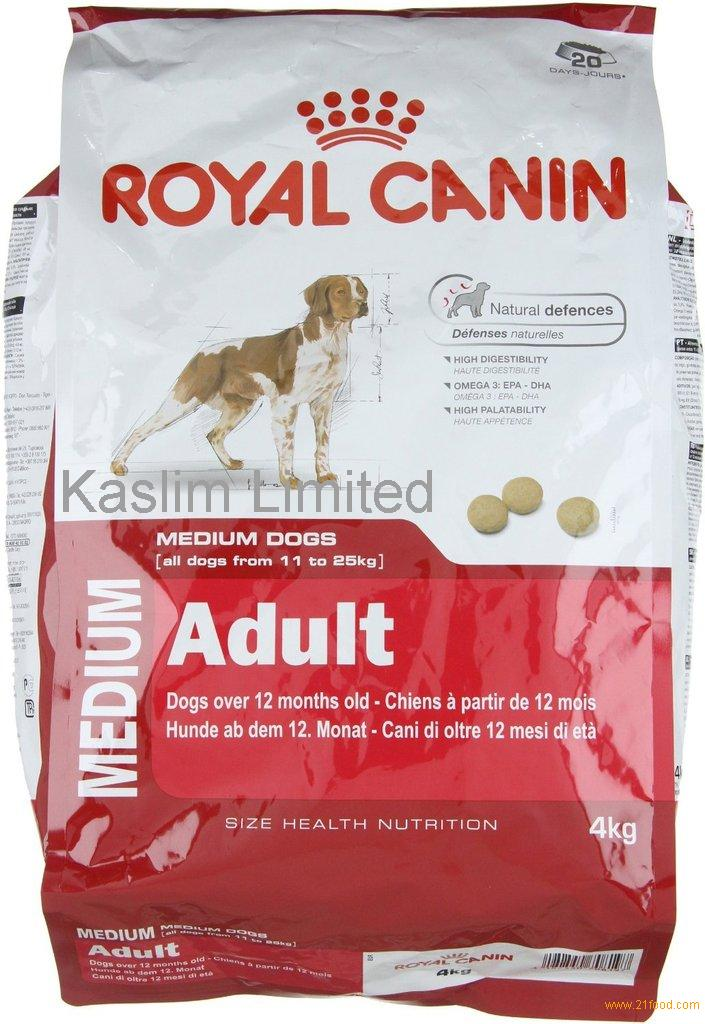 offer royal canin medium adult dog food 4 kg products turkey offer royal canin medium adult. Black Bedroom Furniture Sets. Home Design Ideas