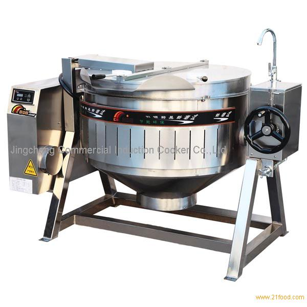 Commercial Induction Cooker ~ Commercial induction cooker tilting stock pot products