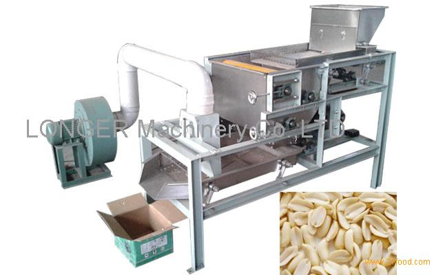 Advanced Peanut Half Cutting Machine for Sell