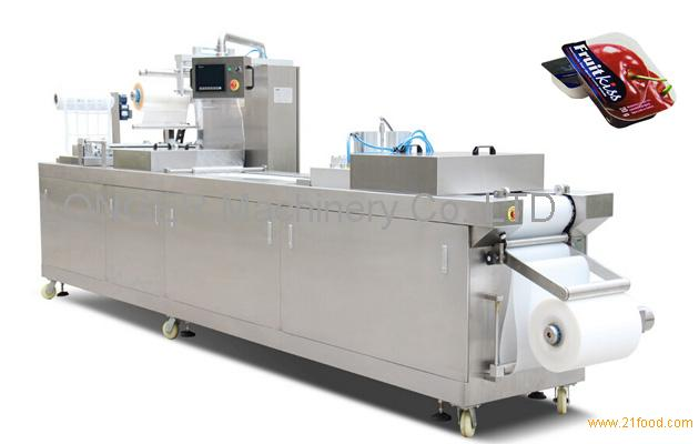 High Efficiency Automatic Vacuum Packing Machine