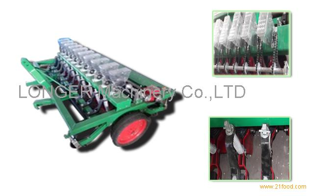 High Efficiency Agericulture Machinery Vegetable Precise Sower