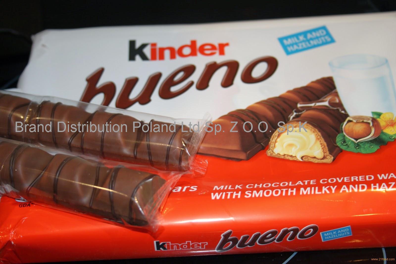 Ferrero Kinder Bueno Chocolate Bar