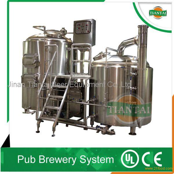 brewery beer brewing system 200l~1000l