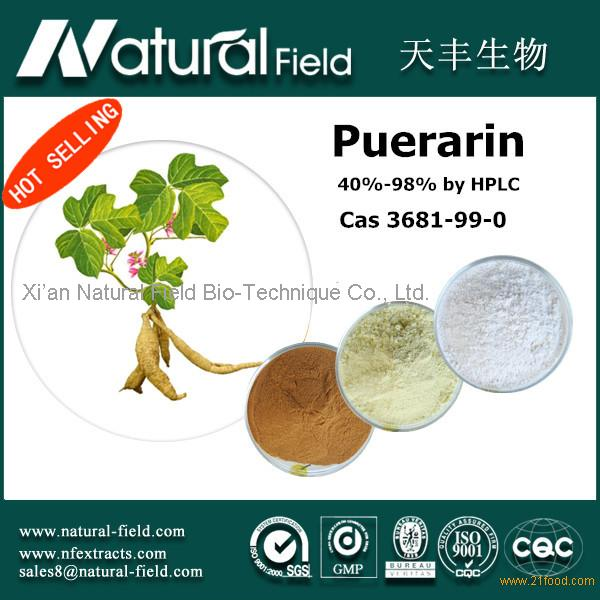 Puerarin root extract powder