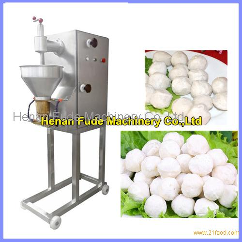 Double speed meatball forming machine,fish ball making machine