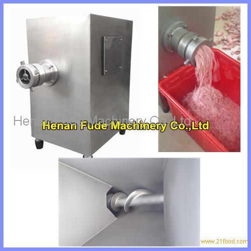 Frozen Meat grinder , commercial meat mincer, meat paste making machine