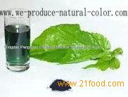 sodium copper chlorophyllin natural color