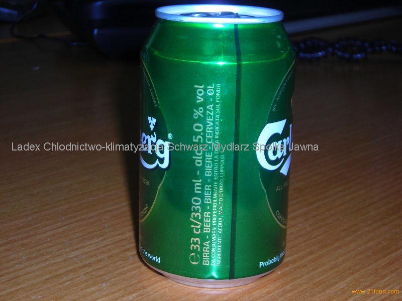 Carlsberg Beer 24x33cl Cans