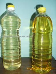 Crude sunflower oil / Refined sunflower oil