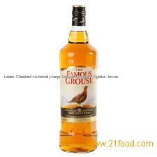 Famous Grouse Scotch Whisky 1L