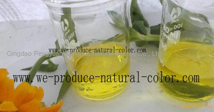 manufacture Gardenia Yellow natural colorant