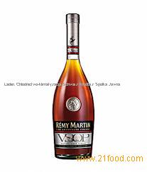 Remy Martin VSOP / Macallan Amber