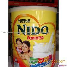Nestle NIDO milk / Nido Fortified