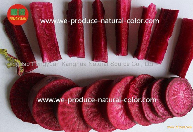 beetroot red powder betanin