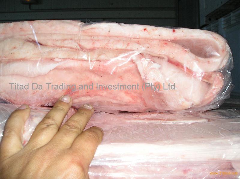 Frozen Pork Back Skin
