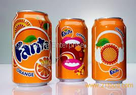 High Quality Fanta Soft Drinks
