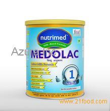 Infant Formula Milk MEDOLAC brand from Nutrimed