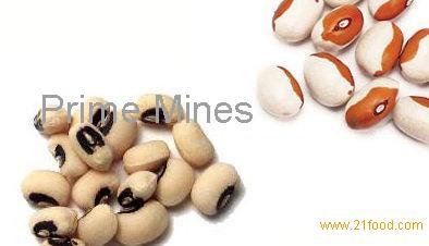 Black & Brown Eye Beans forsale