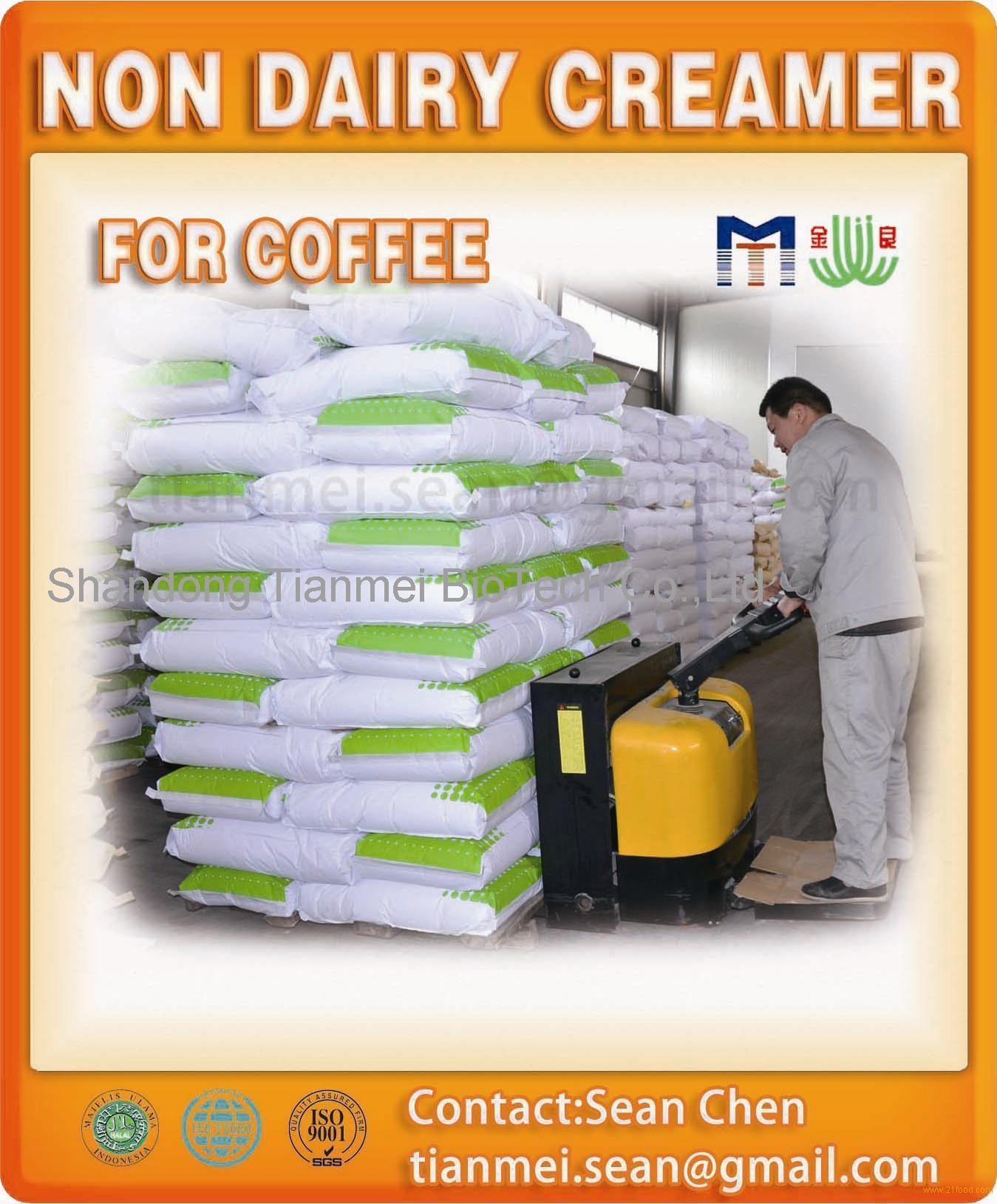 non dairy creamer for coffee mix