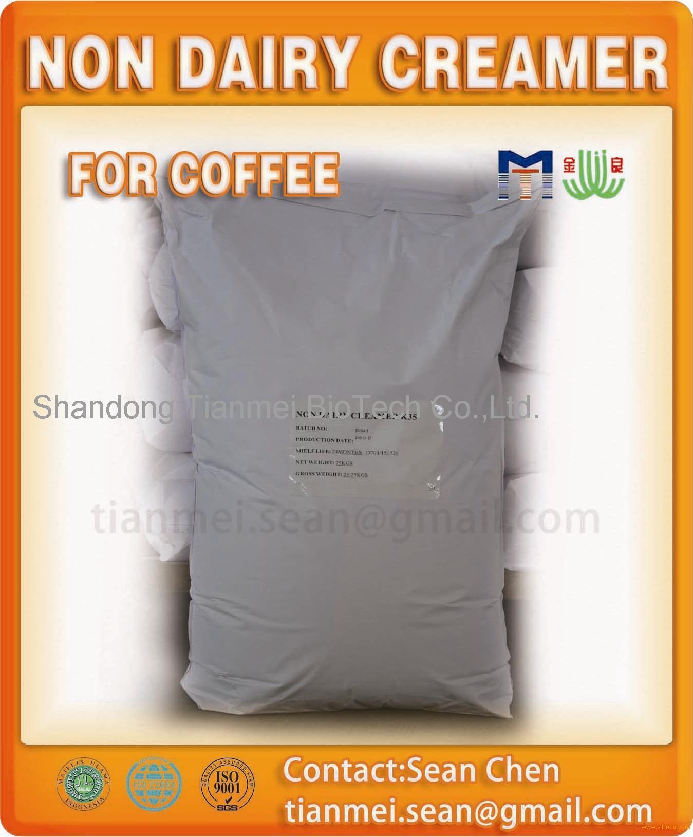non dairy creamer 35fat
