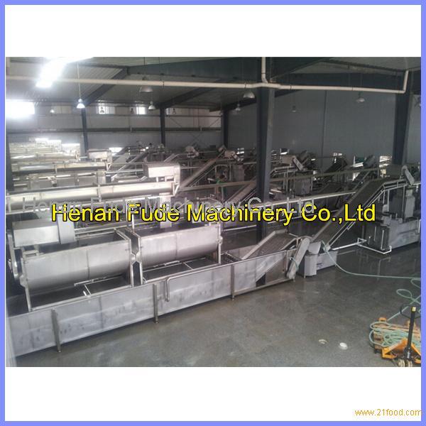 Garlic flakes drying equipment,dried garlic flakes processing line