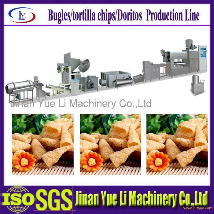 Frying Bugles Machine/Food Machine