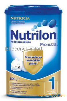 Baby formula Nutrilon Pronutra 1,2,3,4,5 Infant Milk Powder (800g)