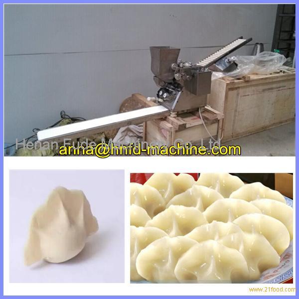 Small type dumpling making machine, restaurant dumpling making machine