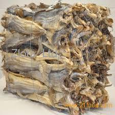 Norway Dried Stock Fish,cod,haithe,haddock, Dried Stock fish heads