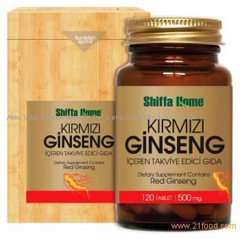 Health Food Korean Red Ginseng sex power tablet