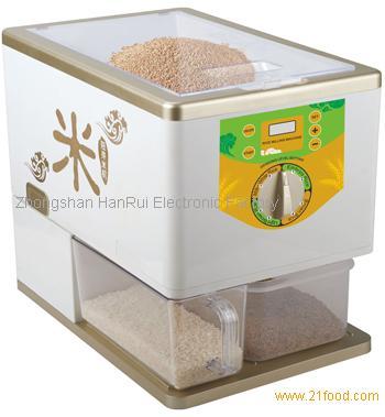 Fresh Rice Milling Machine