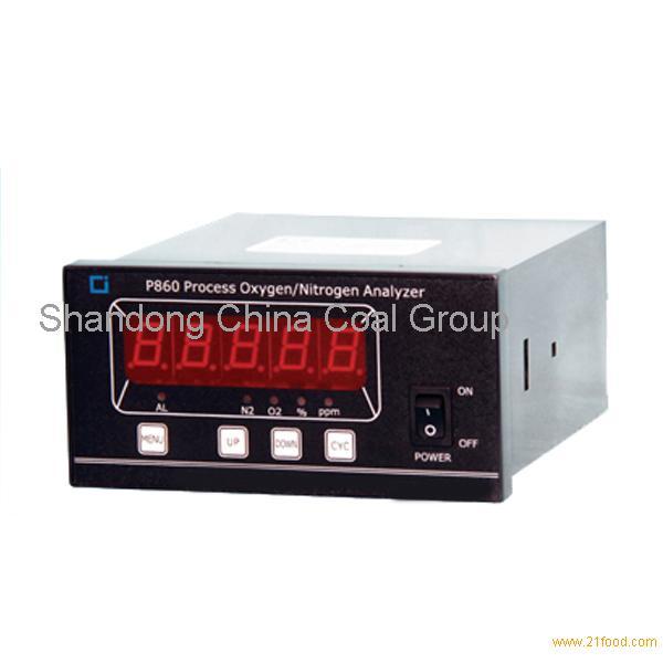 Portable P860 Series Oxygen and Nitrogen Analyzer