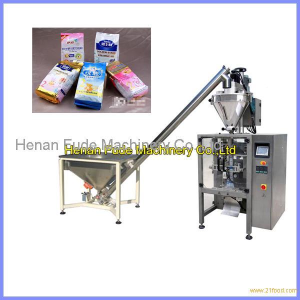 Automatic peanut powder packing machine, flour packaging machine