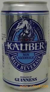 Kaliber Non-Alcoholic Beer 6 x 330ml Cans