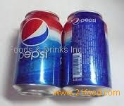 Pepsi Soft Drinks 330l x 24 Cans