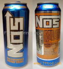 NOS Energy Drink 500ml x 24 Cans