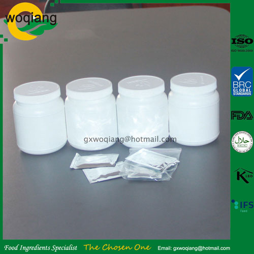 Color pigment/titanium dioxide for chewing gum