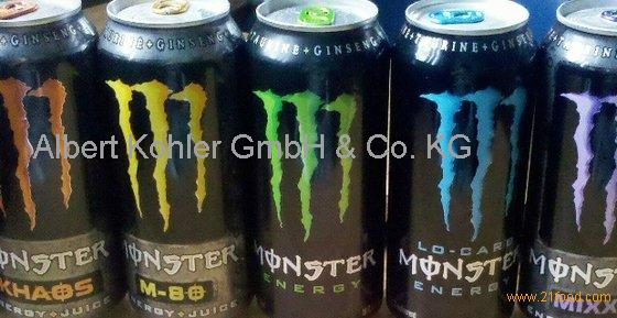 Copy of Monster Energy Drink