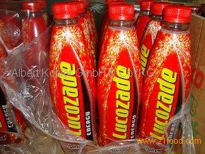 Lucozade Energy Drinks, Sport Drinks