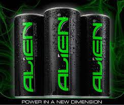 ALIEN Energy Drink