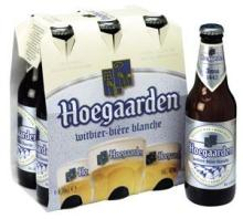 Hoegaarden White Beer Bottle 330ml