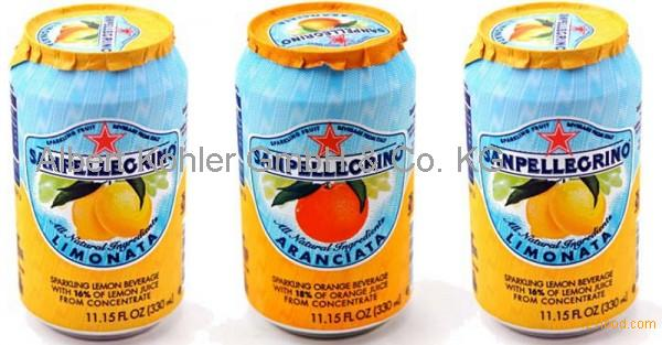 San Pellegrino soft drink