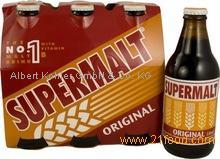 SuperMalt soft drinks