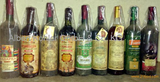 Moldavian Wine